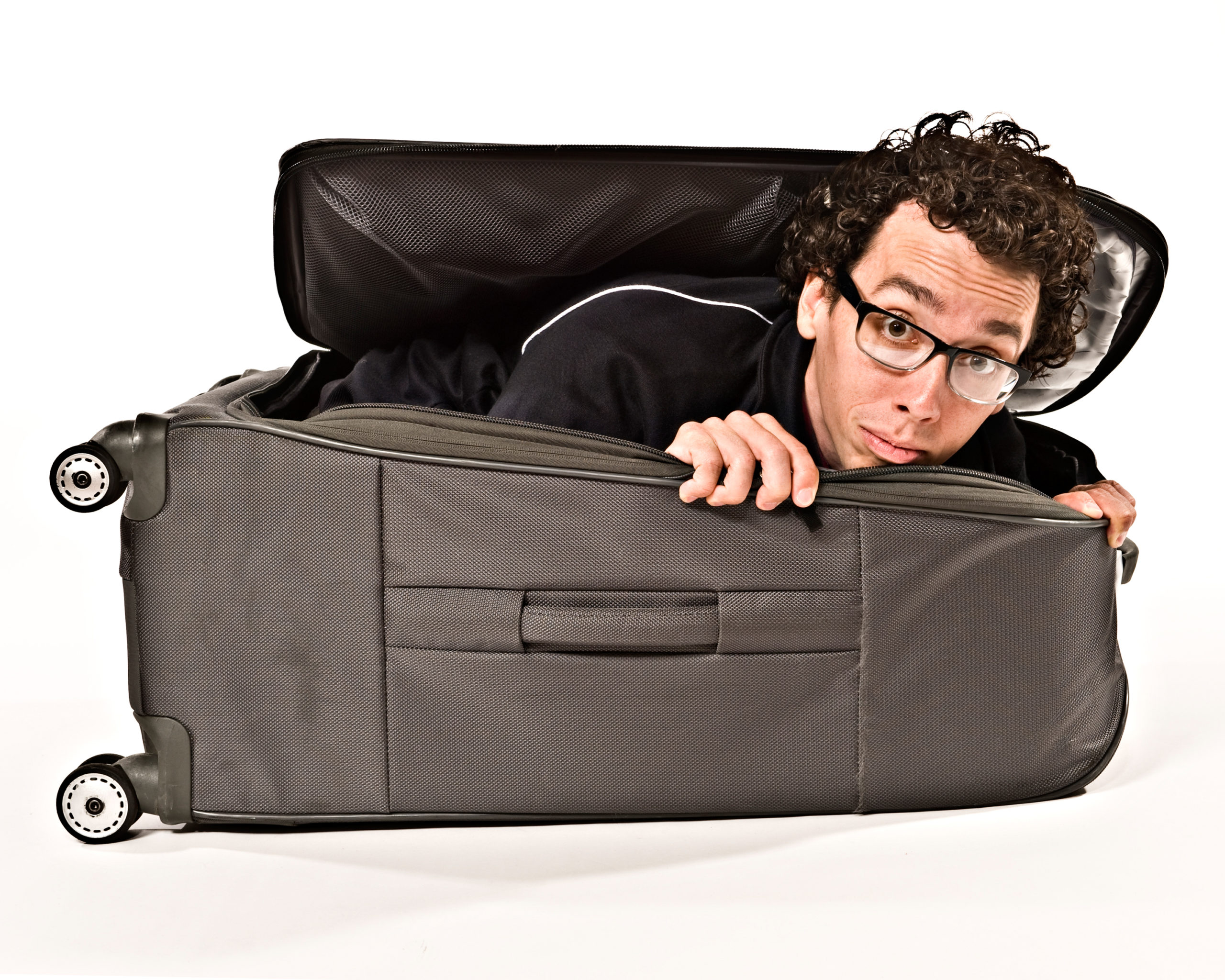 Jonathan Burns Suitcase