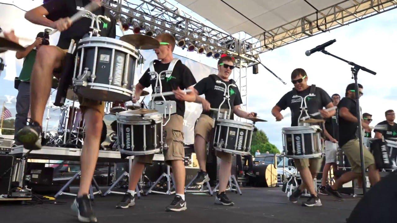 Downbeat Percussion